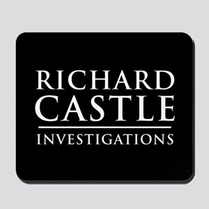 Richard Castle Investigations PI Mousepad