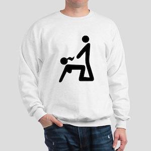 Offensive Sex Sweatshirt