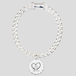 Custom Anniversary Doodl Charm Bracelet, One Charm