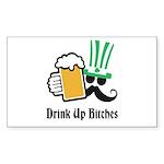 Personalize St Patricks Day Sticker
