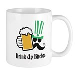 Personalize St Patricks Day Mugs