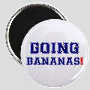 GOING BANANAS! Magnets