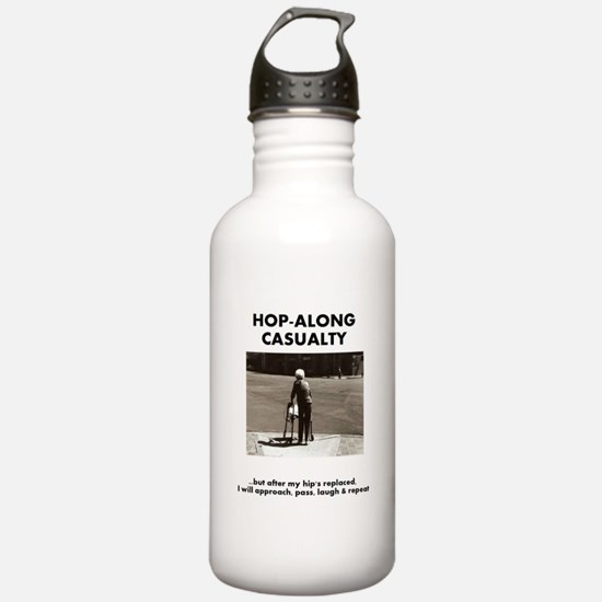 Hip surgery Water Bottle