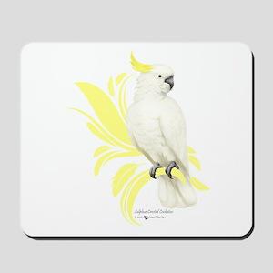 Sulphur Crested Cockatoo Mousepad