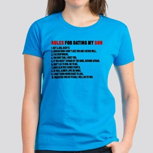 Rules for Dating my Son. T-Shirt