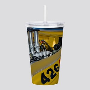 Hemi power! Acrylic Double-wall Tumbler
