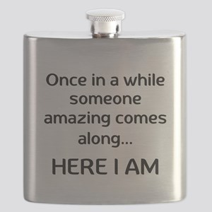 someone amazing Flask