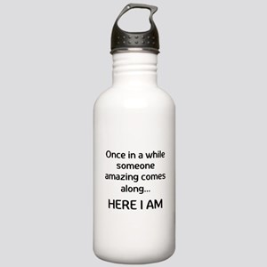 someone amazing Water Bottle
