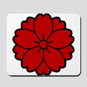 sakura flower Mousepad