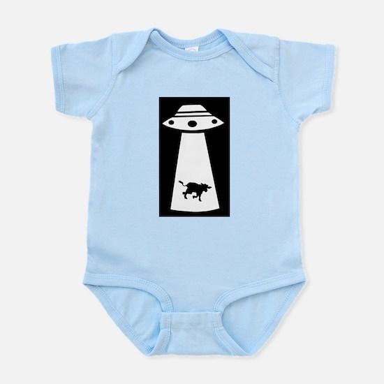 Ufo abduction-1 Body Suit