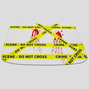 Crime Scene Tape Bathmat