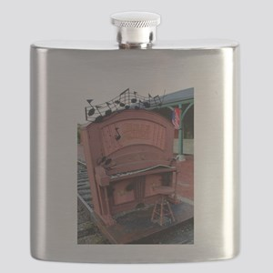 Crazy Jazz Piano. Flask