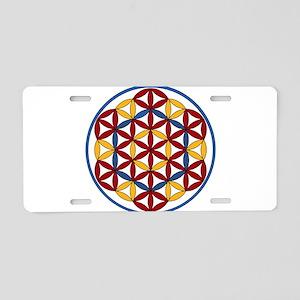 Jesus02 Aluminum License Plate