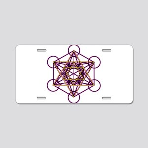 MetatronVStar Aluminum License Plate