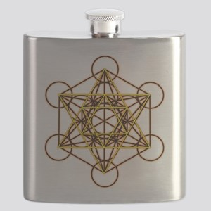 MetatronOrStar Flask