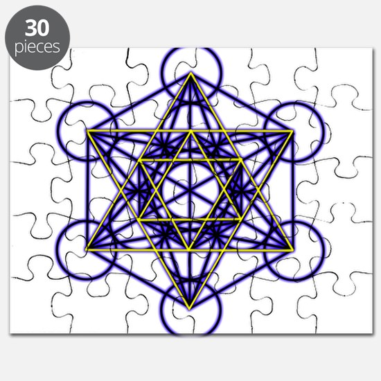 MetatronBlueStar Puzzle