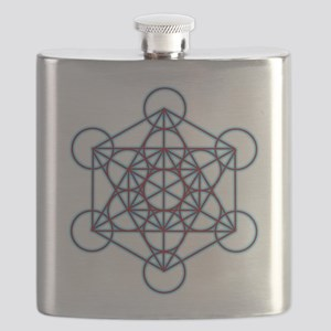 MetatronTGlow Flask