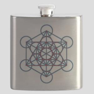 MetatronTGlow Flask