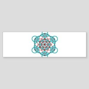 MetaronTGlow Sticker (Bumper)