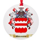 Manzanares Round Ornament