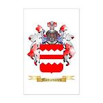 Manzanares Mini Poster Print