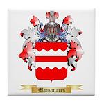 Manzanares Tile Coaster