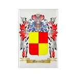 Manville Rectangle Magnet (100 pack)