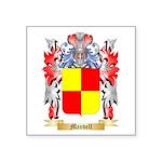 Manvell Square Sticker 3
