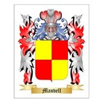 Manvell Small Poster