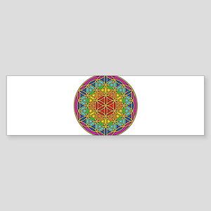 Chakra6 Sticker (Bumper)
