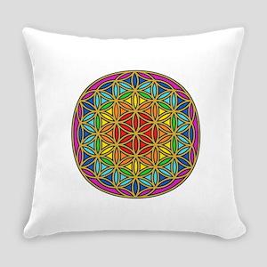 Chakra6 Everyday Pillow