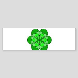 Heart Chakra Sticker (Bumper)