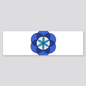 Seed of Life1 Sticker (Bumper)
