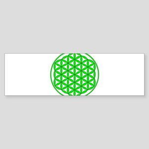 Green FOL Sticker (Bumper)