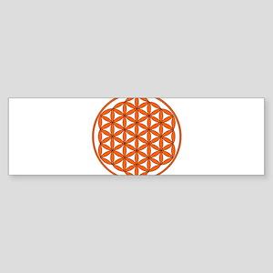 Orange FOL Sticker (Bumper)