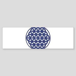 Blue Sticker (Bumper)