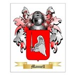 Manuell Small Poster
