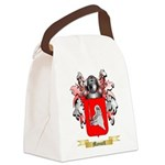 Manuell Canvas Lunch Bag