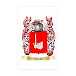 Manuel Sticker (Rectangle)