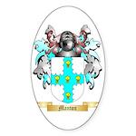 Manton Sticker (Oval 10 pk)