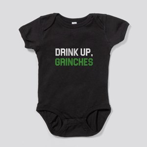 Drink Up Grinches Body Suit