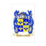 Mansfield Sticker (Rectangle)