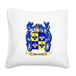 Mansfield Square Canvas Pillow