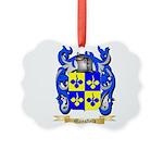 Mansfield Picture Ornament