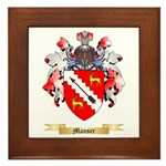 Manser Framed Tile