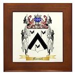 Mansel Framed Tile