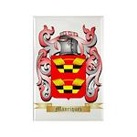 Manriquez Rectangle Magnet (100 pack)