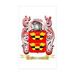 Manriquez Sticker (Rectangle 10 pk)