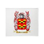Manriquez Throw Blanket