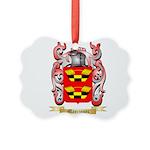 Manriquez Picture Ornament